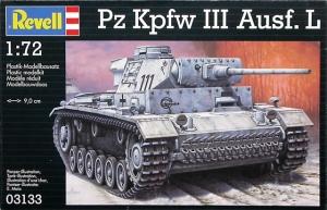 REVELL 1/72 03133 Pz.Kpfw III Ausf.L