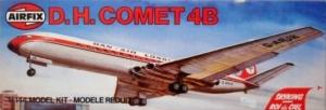 AIRFIX 1/144 03170 D.H. COMET 4B DAN-AIR