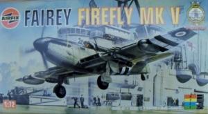 AIRFIX 1/72 02018 FAIREY FIREFLY Mk.V