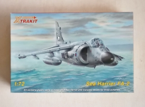 XTRAKIT 1/72 72006 SEA HARRIER FA.2