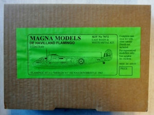 MAGNA 1/72 7672 DE HAVILLAND FLAMINGO