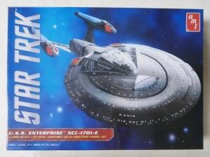 AMT 1/1400 853 STAR TREK USS ENTERPRISE NCC-1701-E