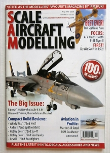 SCALE AIRCRAFT MODELLING  SAM VOLUME 32 ISSUE 03