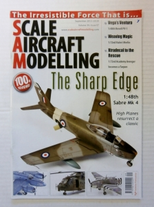 SCALE AIRCRAFT MODELLING  SAM VOLUME 34 ISSUE 07