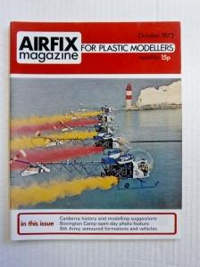 AIRFIX  AIRFIX MAGAZINE 1973 OCTOBER