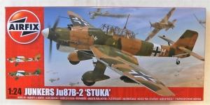 AIRFIX 1/24 18002A JUNKERS Ju 87B-2 STUKA  UK SALE ONLY