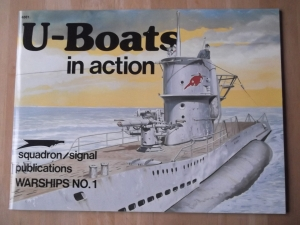 SQUADRON/SIGNAL WARSHIPS IN ACTION  4001. U-BOATS