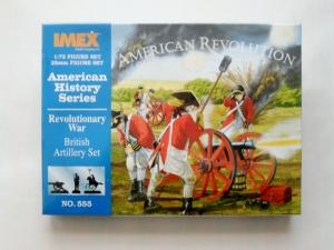 IMEX 1/72 555 BRITISH ARTILLERY AWI