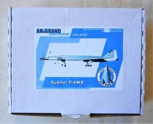 ANIGRAND 1/144 4020 SUKHOI T-4MS