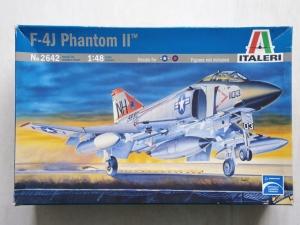 ITALERI 1/48 2642 F-4J PHANTOM II