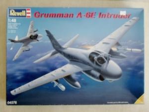 REVELL 1/48 04578 GRUMMAN A-6E INTRUDER