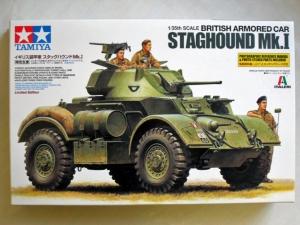 TAMIYA 1/35 89770 STAGHOUND Mk.I