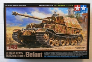 TAMIYA 1/48 32589 ELEFANT GERMAN HEAVY TANK DESTROYER