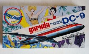 HASEGAWA 1/200 LA3 McDONNELL DOUGLAS DC-9 GARUDA