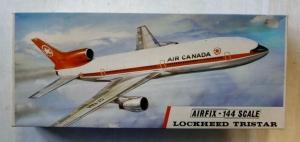 AIRFIX 1/144 SK621 LOCKHEED TRISTAR AIR CANADA