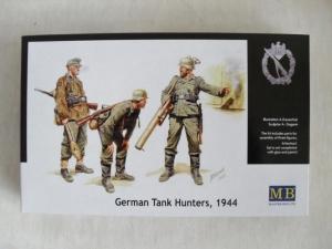 MASTERBOX 1/35 3515 GERMAN TANK HUNTERS 1944