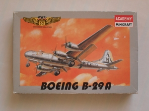 ACADEMY 1/144 4404 BOEING B-29A SUPERFORTRESS