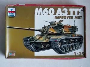 ESCI 1/35 5040 M60 A3 TTS