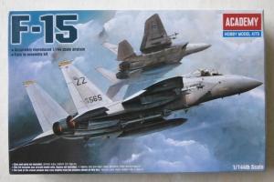 ACADEMY 1/144 12609 McDONNELL DOUGLAS F-15 EAGLE