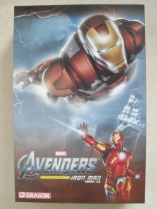 DRAGON 1/9 38311 THE AVENGERS IRON MAN MARK VII