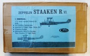 CONTRAIL 1/72 ZEPPELIN STAAKEN R.VI