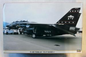 HASEGAWA 1/48 09309 F-14D TOMCAT VX-9 VANDY 1