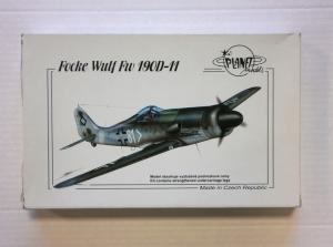 PLANET MODELS 1/72 173 FOCKE WULF Fw 190D-11