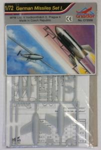 CONDOR 1/72 72008 GERMAN MISSILES SET 1