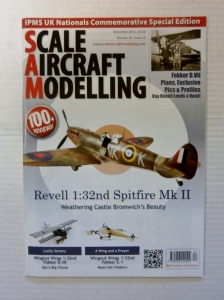 SCALE AIRCRAFT MODELLING  SAM VOLUME 36 ISSUE 10