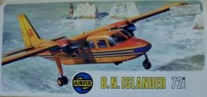 AIRFIX 1/72 02041 B.N. ISLANDER