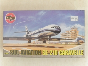 AIRFIX 1/144 03177 SUD AVIATION SE-210 CARAVELLE