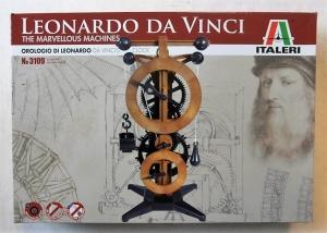 ITALERI  3109 LEONARDO DA VINCIS CLOCK