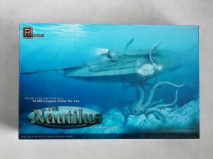 PEGASUS 1/144 9120 THE NAUTILUS