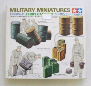 TAMIYA 1/35 35026 JERRY CANS