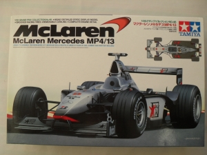 TAMIYA 1/20 20046 McLAREN MERCEDES MP4/13