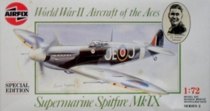 AIRFIX 1/72 02081 SUPERMARINE SPITFIRE Mk.IX SPECIAL EDITION