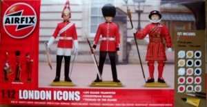 AIRFIX 1/12 50131 LONDON ICONS