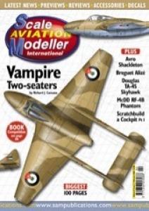 SCALE AVIATION MODELLER  SCALE AVIATION MODELLER VOLUME 11 ISSUE 02
