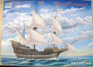 TRUMPETER  01201 MAYFLOWER 1/60  UK SALE ONLY