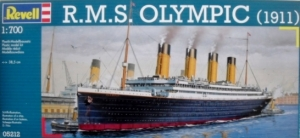 REVELL 1/700 05212 R.M.S. OLYMPIC  1911