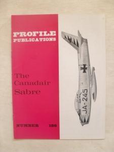 PROFILES AIRCRAFT PROFILES 186. CANADAIR SABRE