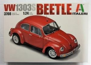 ITALERI 1/24 3708 VW1303S BEETLE COUPE