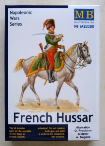 MASTERBOX 1/32 3208 FRENCH HUSSAR
