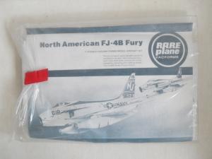 RAREPLANE 1/72 NORTH AMERICAN FJ-4B FURY