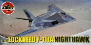 AIRFIX 1/72 05033 LOCKHEED F-117A NIGHTHAWK
