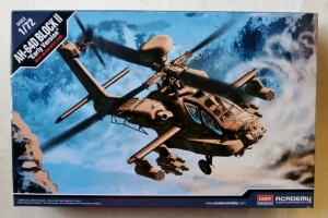 ACADEMY 1/72 12514 AH-64D BLOCK II EARLY VERSION