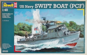REVELL 1/48 05122 US NAVY SWIFT BOAT  PCF