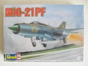 REVELL 1/48 85-5482 MiG-21PF