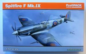 EDUARD 1/72 70122 SPITFIRE F Mk.IX