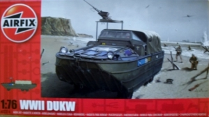 AIRFIX 1/76 02316 WWII DUKW